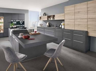 Wood Kitchen Slate