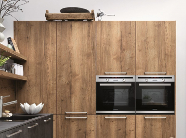 Wood Kitchen Vintage Oak