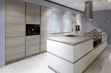 Wood Kitchen White
