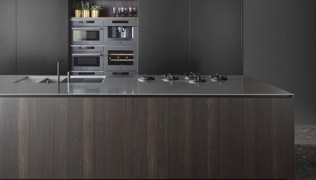 Wood Veneer Kitchen 2.1