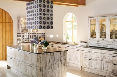 Wood Kitchen Cottage