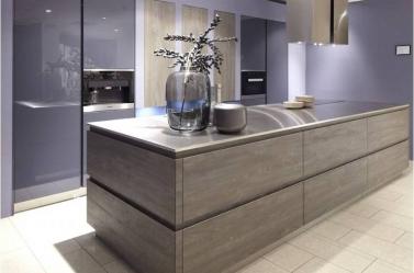 Wood Kitchen Dark Oak Sch