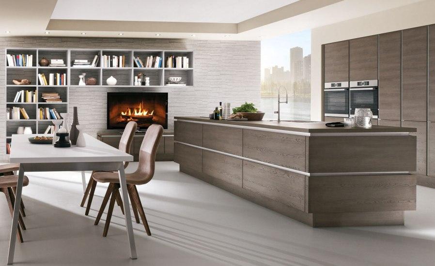 Wood Kitchen Gladstone Oak NOB