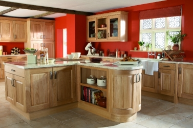 Wood Kitchen Oak