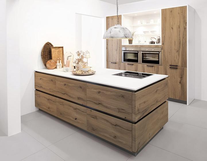 Wood Kitchen Old Wild Oak RP