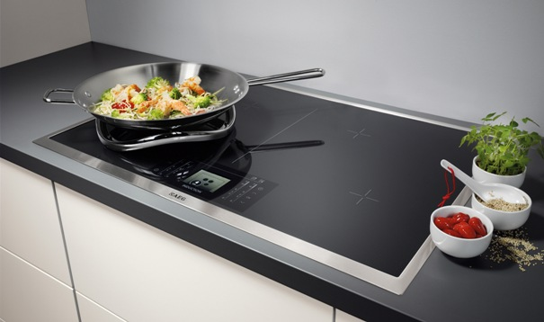 Wonderful Aeg Maxisight Induction Hob With Tft Control