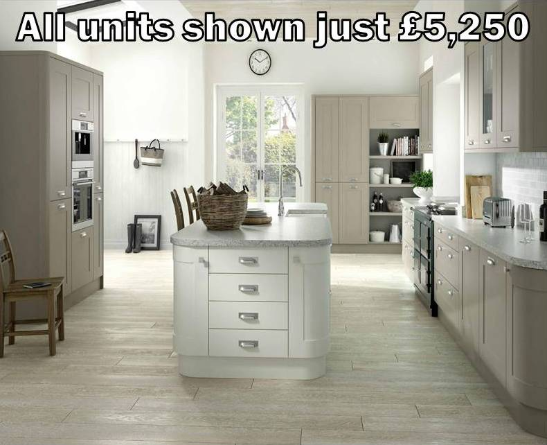 Kitchens that are much better value than Howdens, Wickes ...