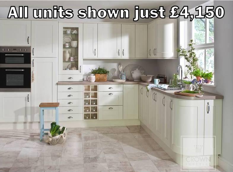 cream shaker kitchen 22