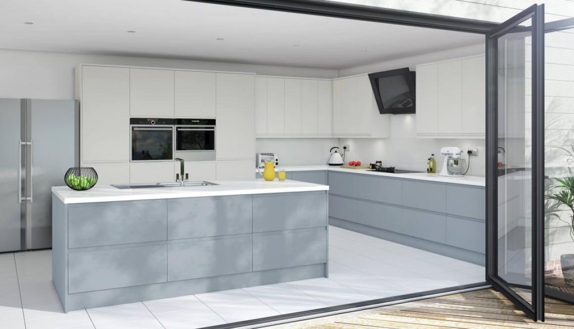 fitted kitchen supplier
