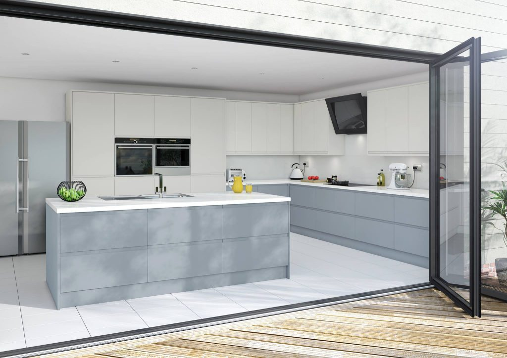 fitted kitchen supplier
