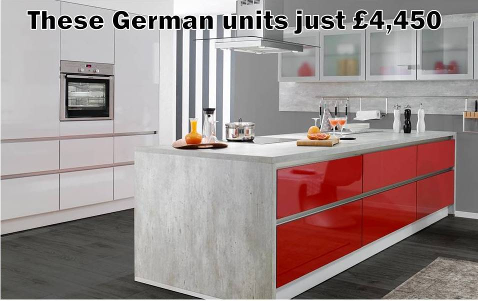 german kitchen 1161