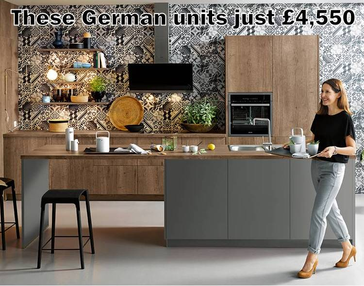 german kitchen 1164