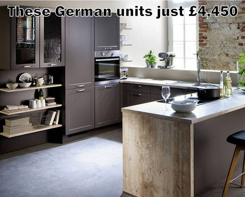 german kitchen 1203