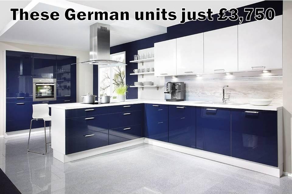 German kitchen 210 kitchenfindr for German kitchens