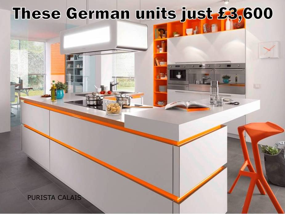 German kitchens for a similar price to Wickes, Magnet & Wren