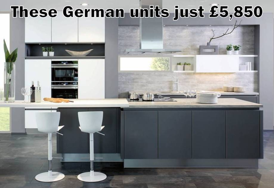 German kitchens for less than wickes magnet or wren for Kitchen design quotation