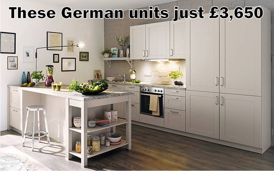 German kitchen can be, here are a few examples of the kitchens ...