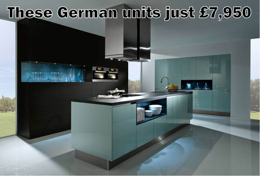german kitchen 546