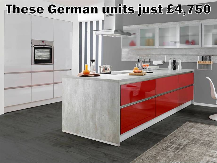 german kitchen 547