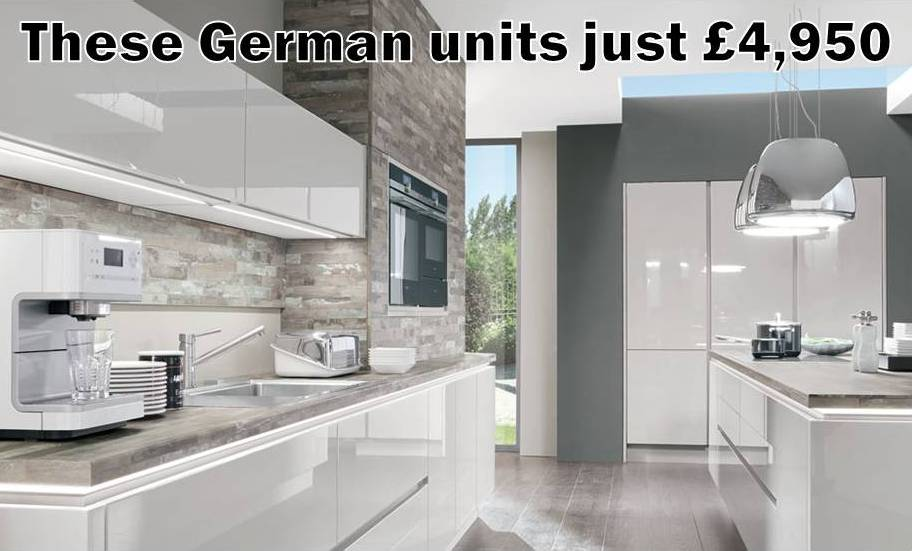 Average Cost Of Fitting A Kitchen Uk