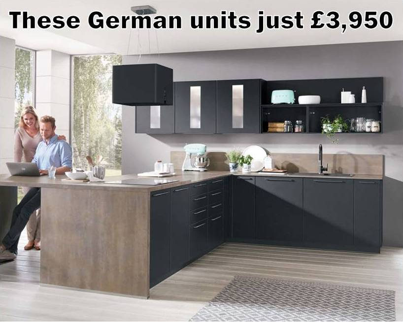 german kitchen 694