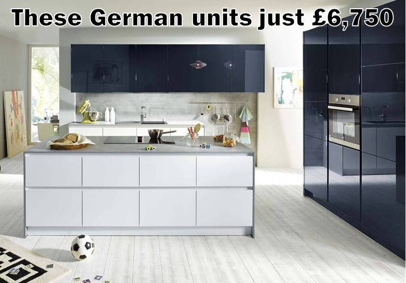 german kitchen 700