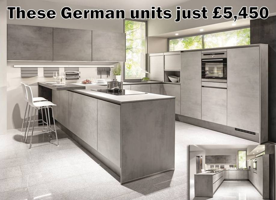 german kitchen 755