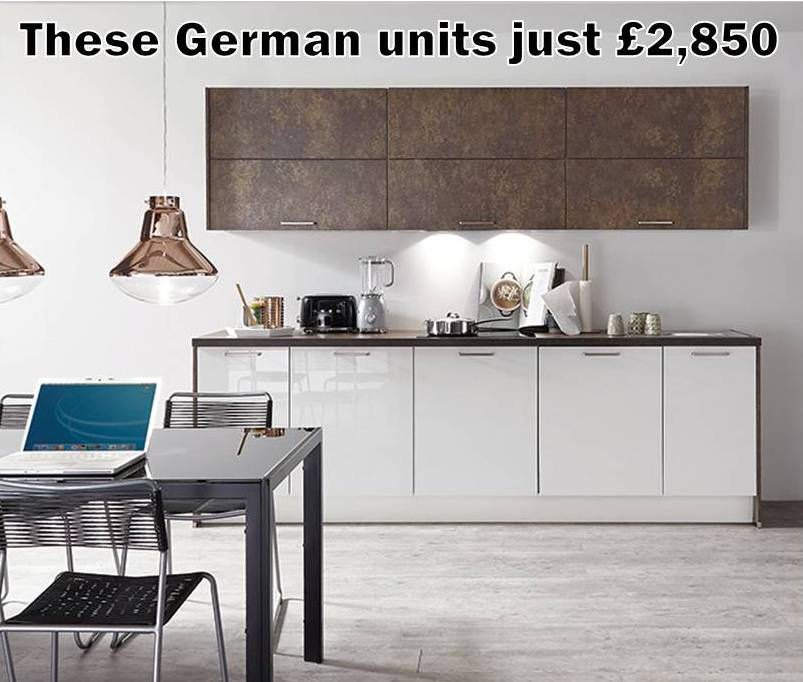 How to get a german kitchen for less than a budget kitchen for German kitchen sinks