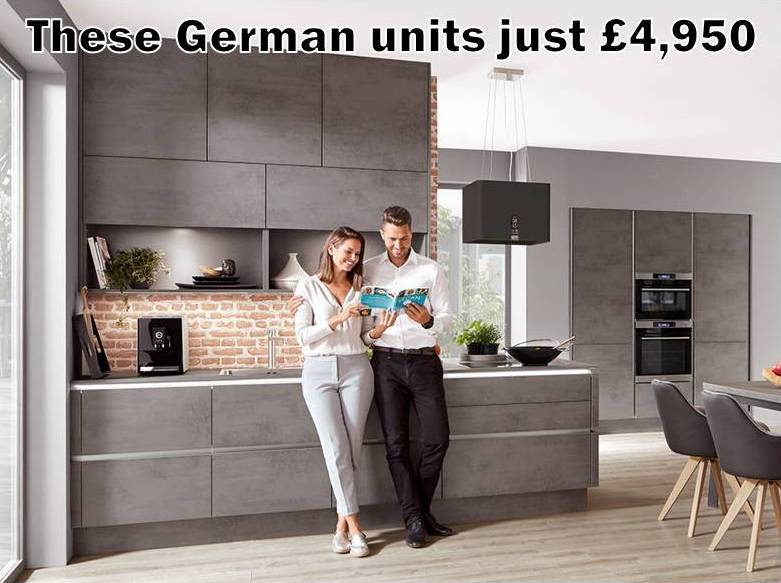 german kitchen 781
