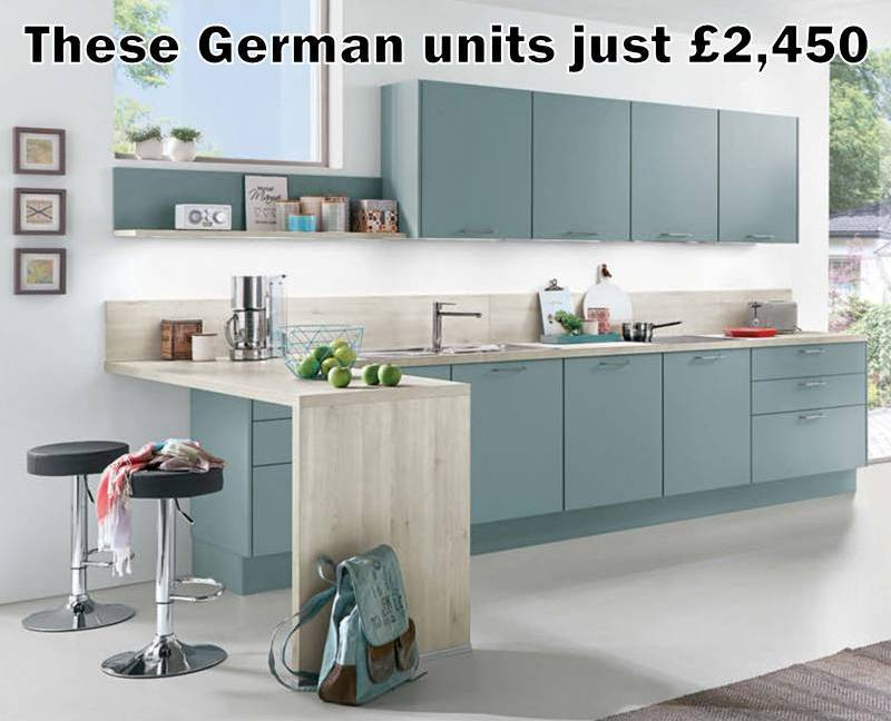 german kitchen 805