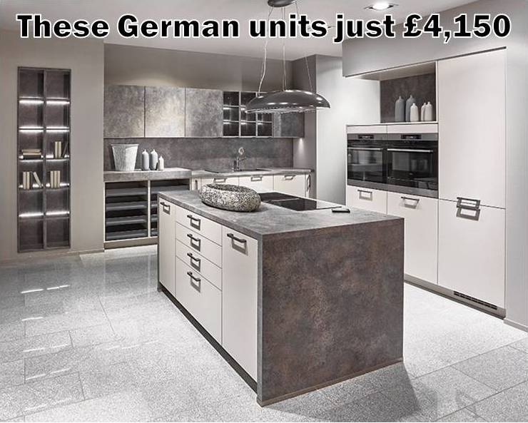 german kitchen 823