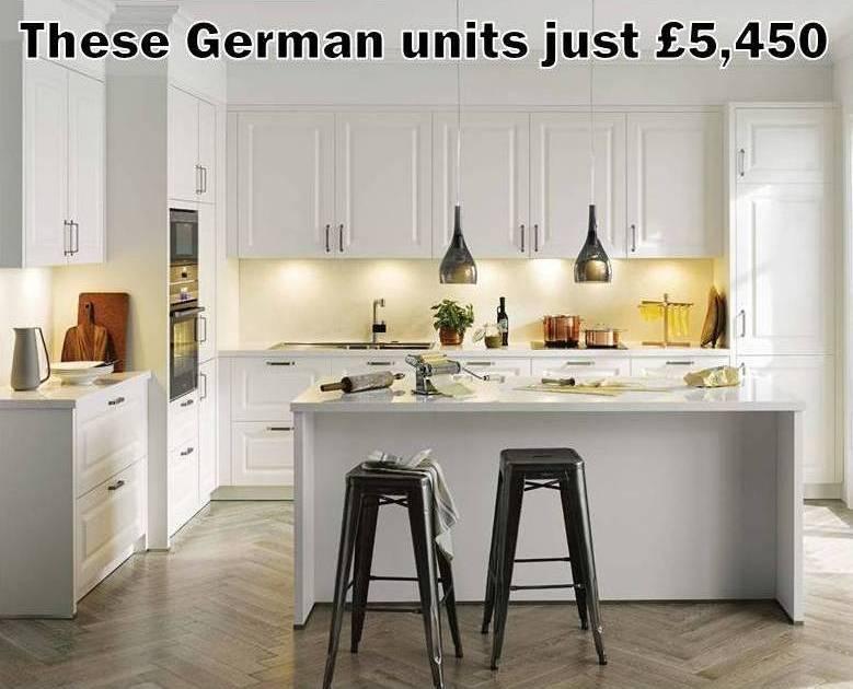 german kitchen 836