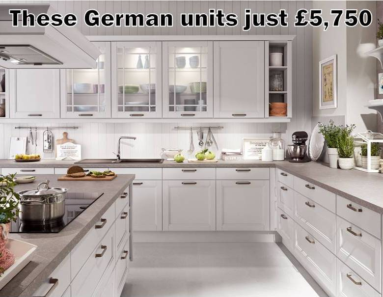german kitchen 980