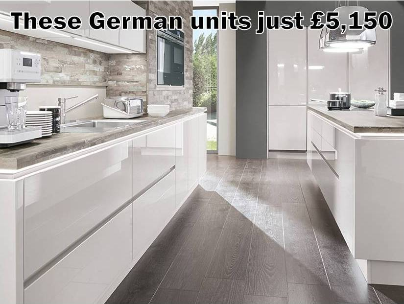 german kitchen 994
