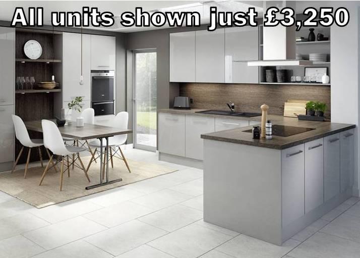 grey gloss kitchen 2