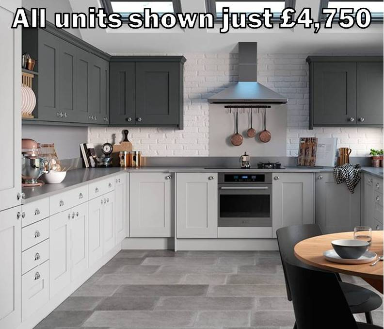 Kitchens That Are Much Better Value Than Howdens Wickes