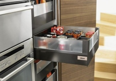 Intivo black internal 5 for Best value kitchen cabinets uk