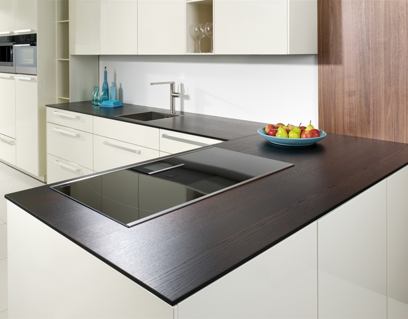 kitchen laminate worktops. laminate worktops Lechner 12mm 1 cropped The pros  cons of