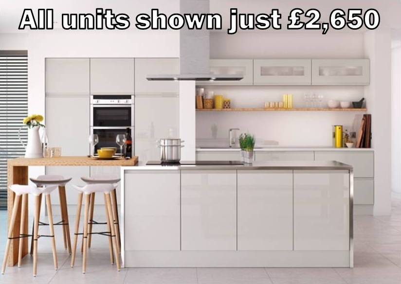 Budget kitchens that are much better value than places like Howdens, Wickes, Magnet & Wren