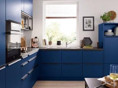 Matt Kitchen Blue