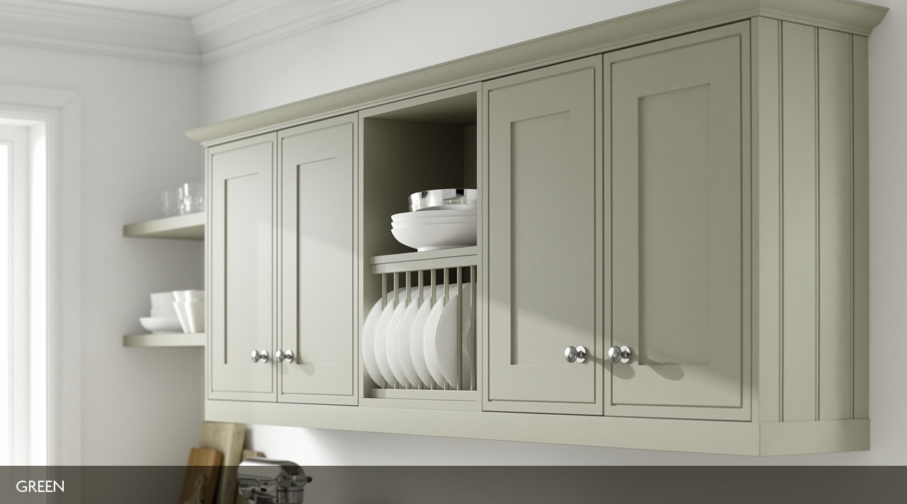Below Are A Few Examples Of Painted MDF In Frame Kitchens