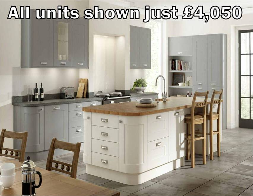 Budget kitchens that are much better value than Howdens, Wickes & Wren