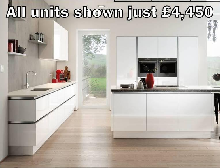 Average Price For Fitting Kitchen B Q