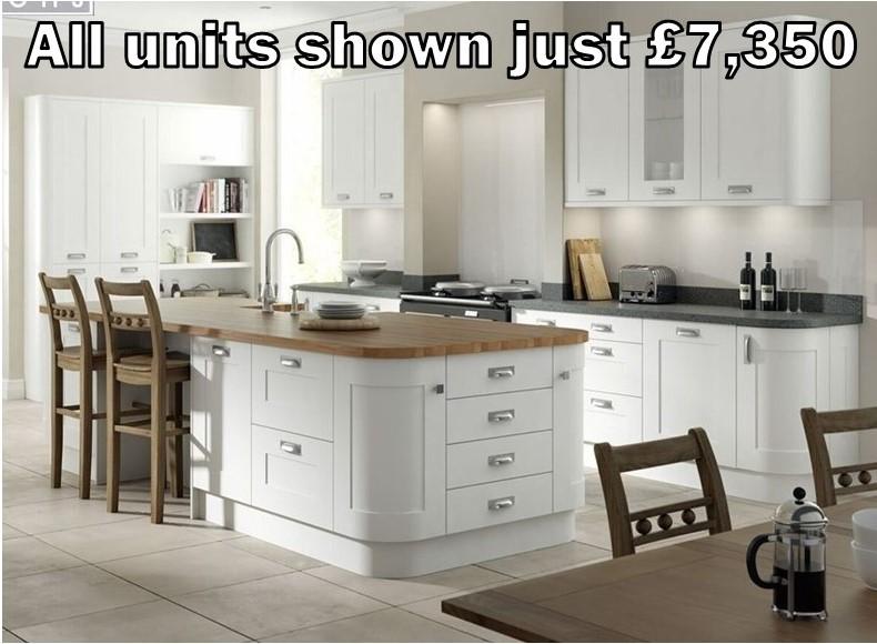 white shaker kitchen 51